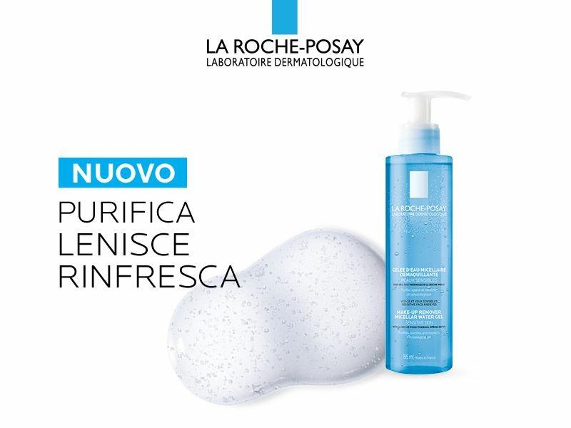 La Roche Posay vieni in Farmacia e scopri tutti i prodotti