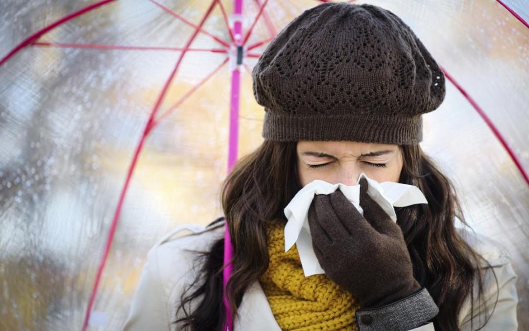 Influenza è alle porte: come prevenire il contagio virale