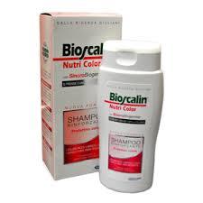 Bioscalin balsamo capelli colorati