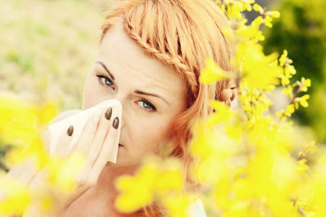 Allergie primaverili sempre più diffuse!