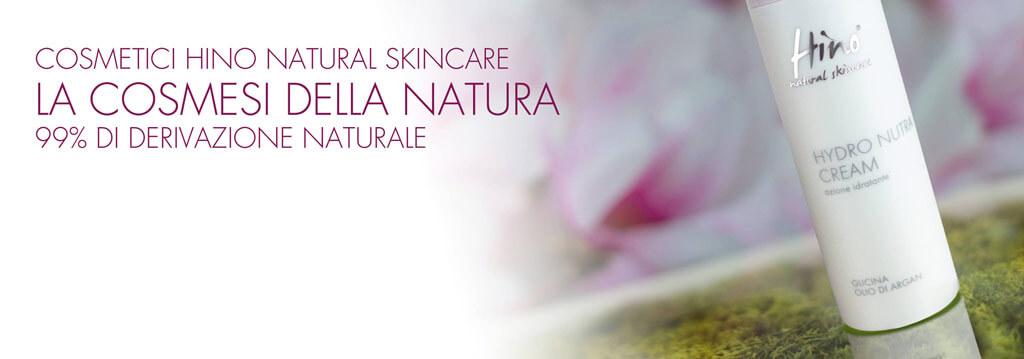 Hìno Natural Skincare cosmetic