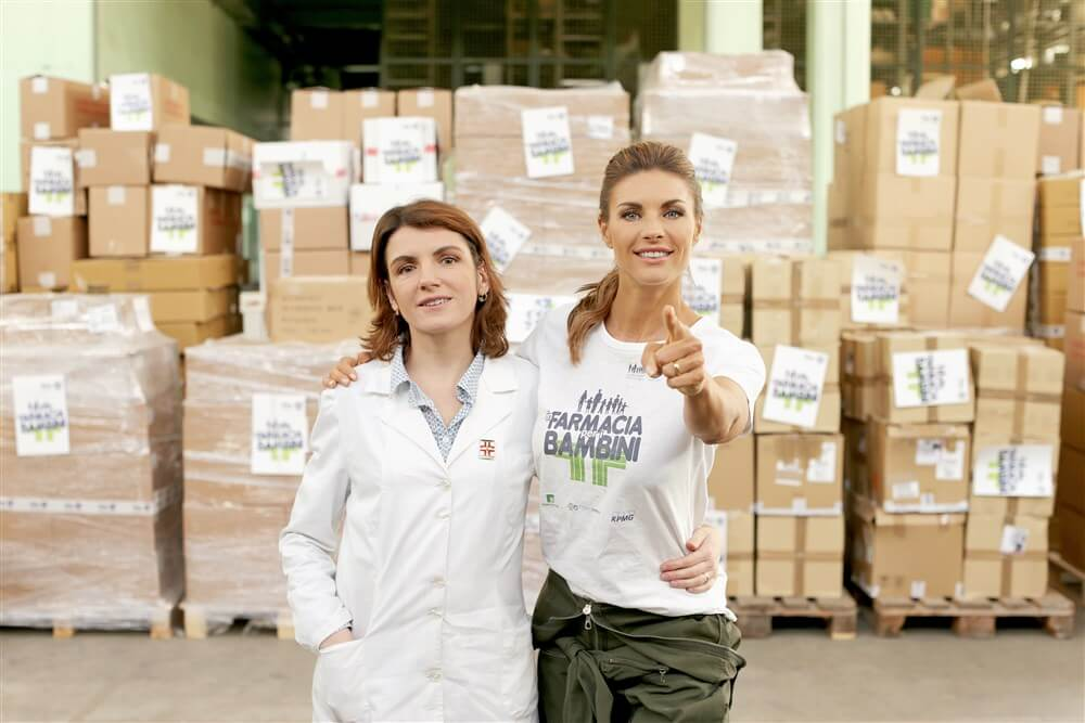Fondazione Francesca Rava vieni in Farmacia il 20 novembre